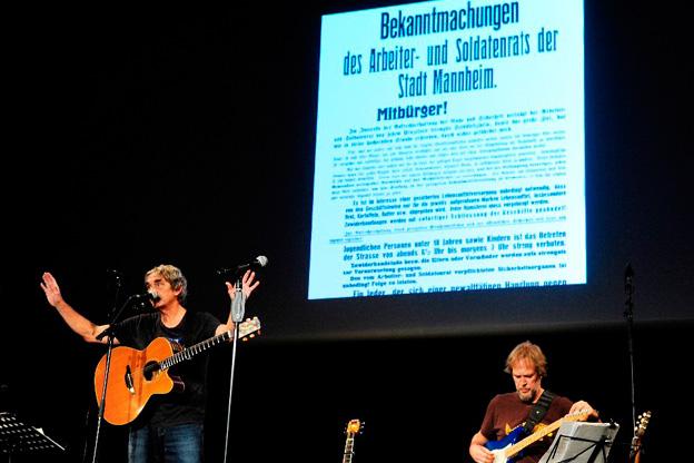 Klempner Mannheim vorwärts doch nicht vergessen nachlese